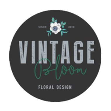 Vintage Bloom Logo